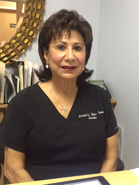 Linda Grindeland, In-House Aesthetician